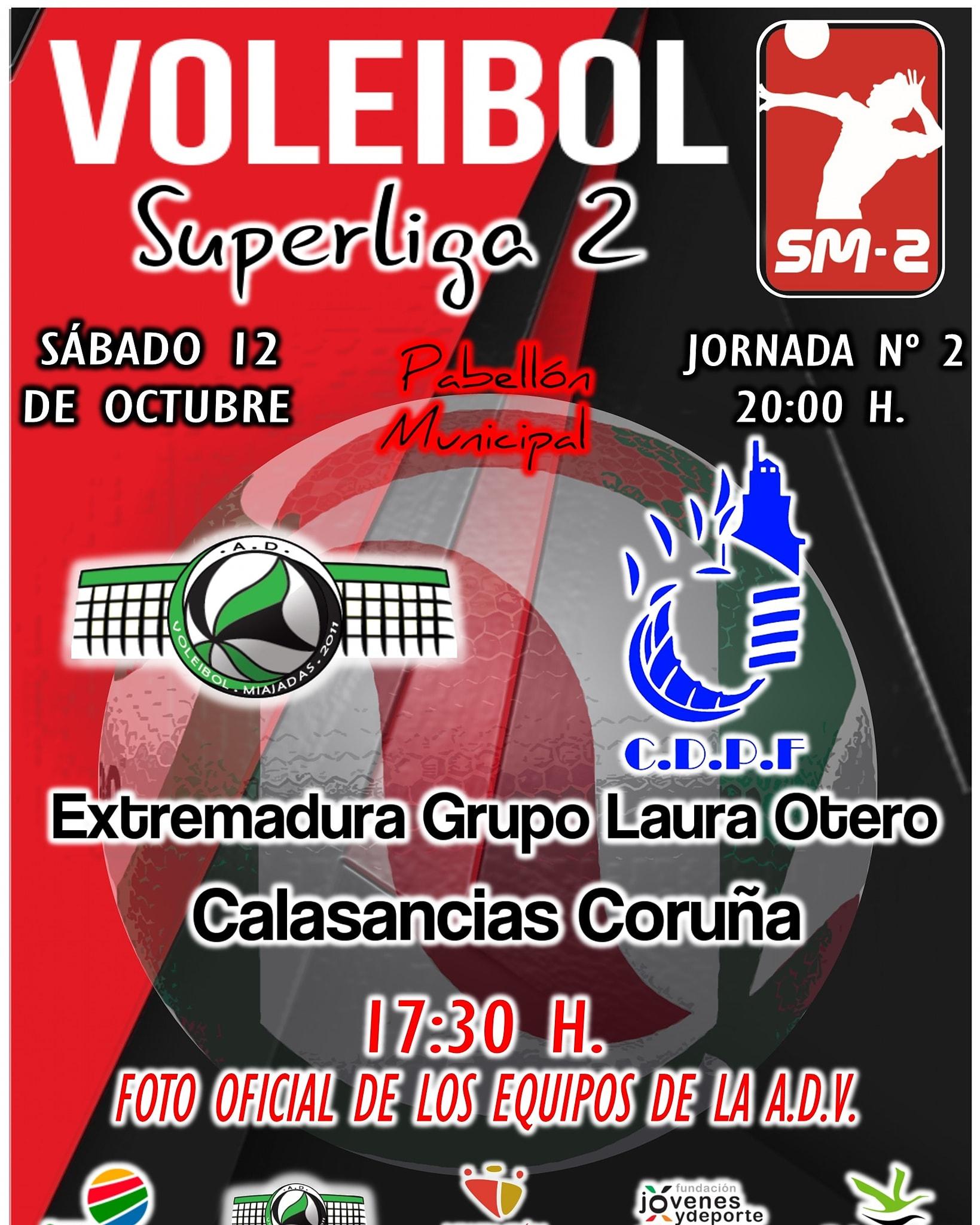 Superliga 2 de Voleibol